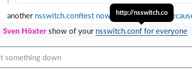 nsswitch.conf link